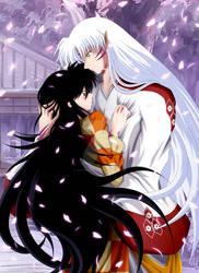 Rin and Sesshomaru Forever