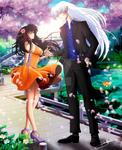 With you forever Sesshomaru-sama by inu-sessh-rin