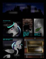 Sapphire Night Noire: The Mane Inspector Pg. 3