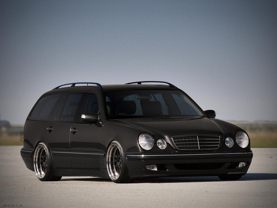 Euro style benz by clipse89 on deviantart for European style