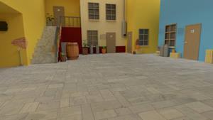 Vila do Chaves (1o patio)