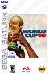 World Cup 98 for Sega Saturn