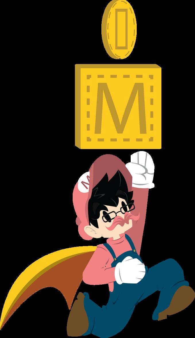 MarioMark by KuroHeta