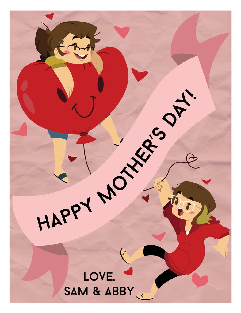 Mothers Day 2015 by KuroHeta