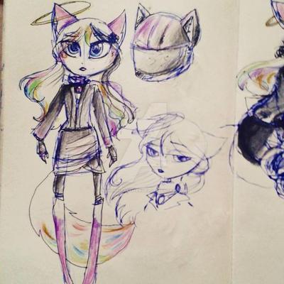 Serena by StarlightArchangel