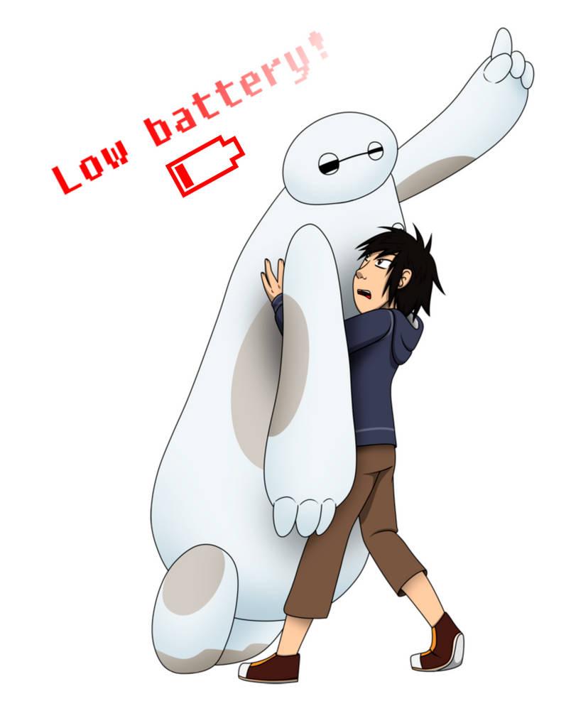 BH6 - Low Battery by gabrielcic