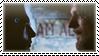 DBH Hank x Connor - Stamp by gabrielcic