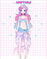 | aesthetic summergirl adoptable | OPEN by aImsivi