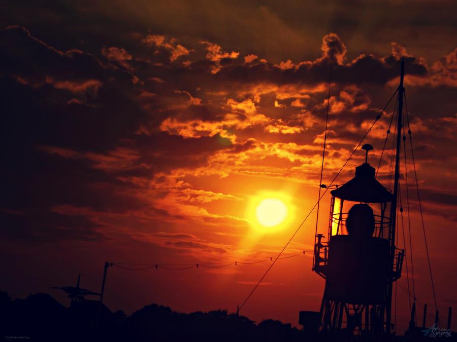 The Wrath of the Sun by Szazomy