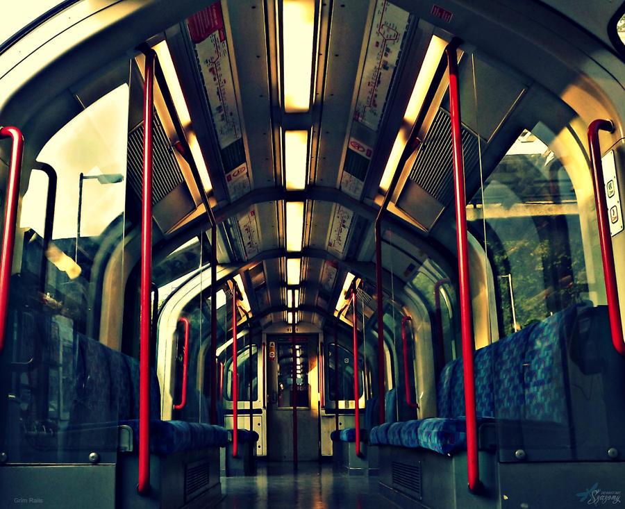 Grim Rails by Szazomy