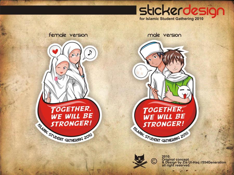 ISG 2010 sticker by eyewitness21