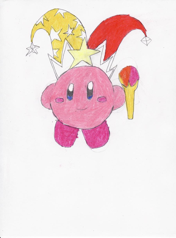 Flare Beam Kirby by BlueSpeedsFan92 on deviantART