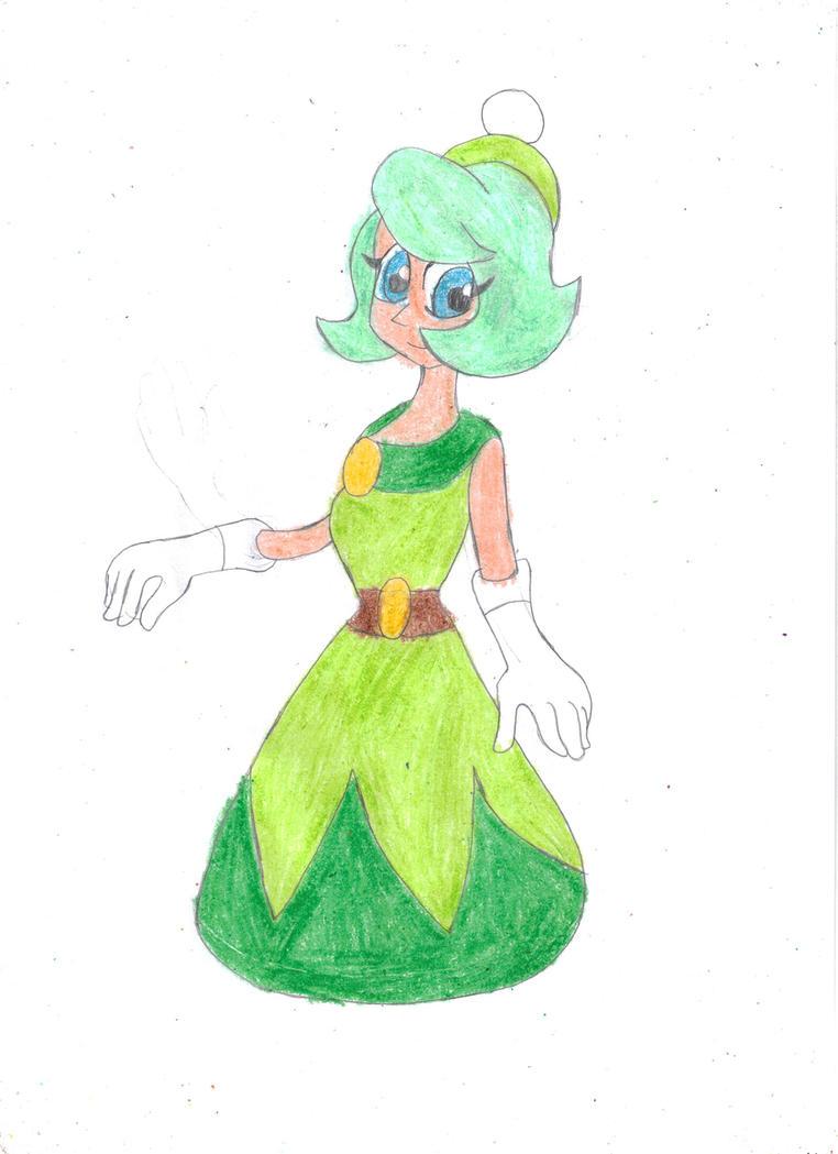 Queen Merelda by BlueSpeedsFan92