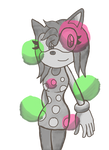Amy Polka Dot dress