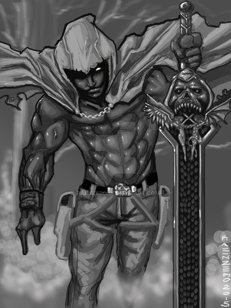 Reaper by RaenZero