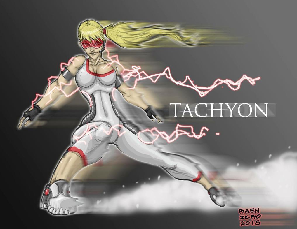 TACHYON by RaenZero
