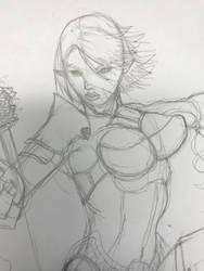 Auriel redux Sketch