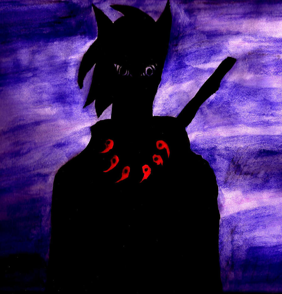 Rikudou Sennin - The sage of the Six Paths by A-Nameless-Wolf