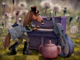 Let's dance! by Vera-Orlova