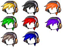 Custom NPC Hair by xXCyberCuu3kieXx