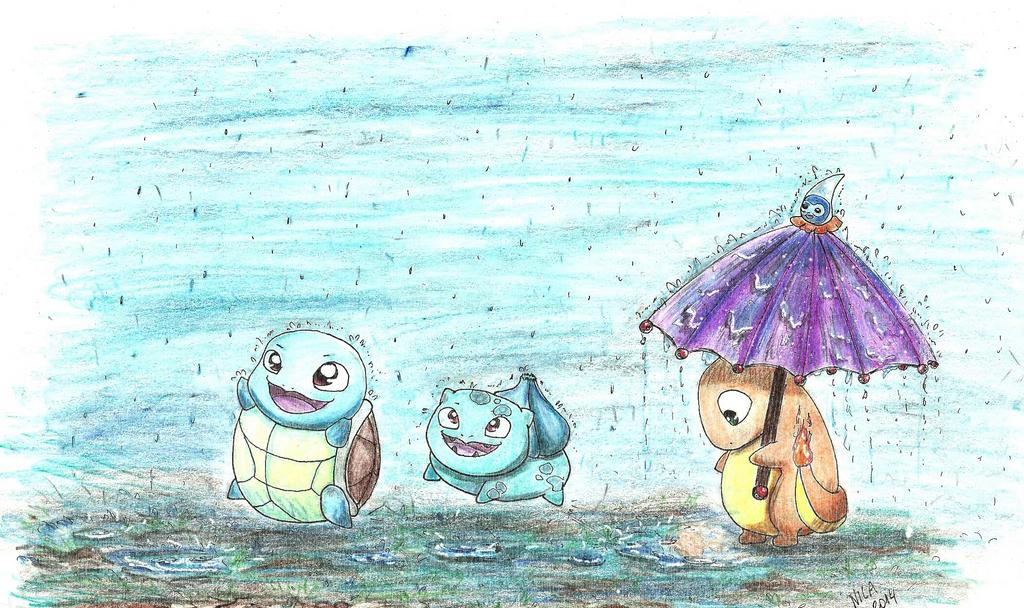 Rainy day by Tigreperro