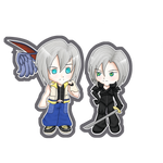 Riku And Kadaj