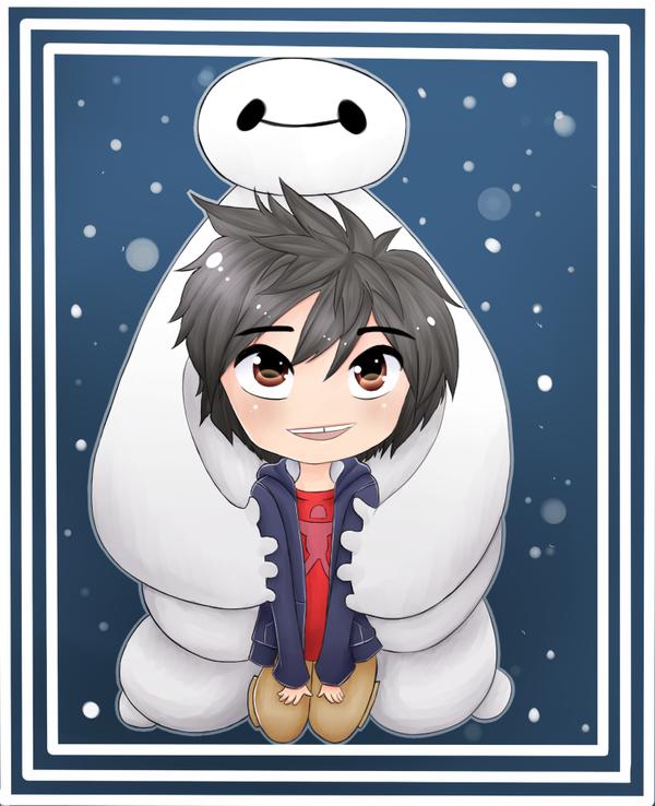 Hiro by fryzylstyk