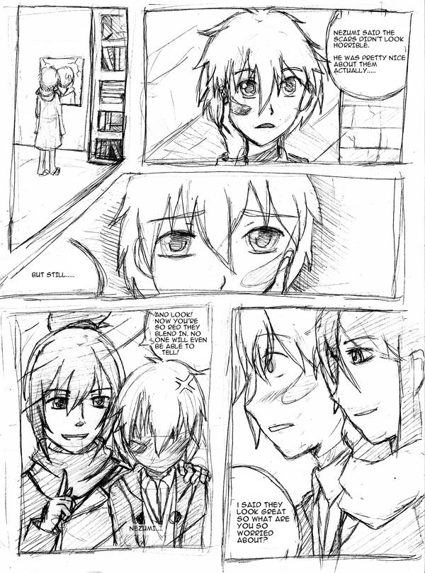 Nezushi sketch 1 by fryzylstyk