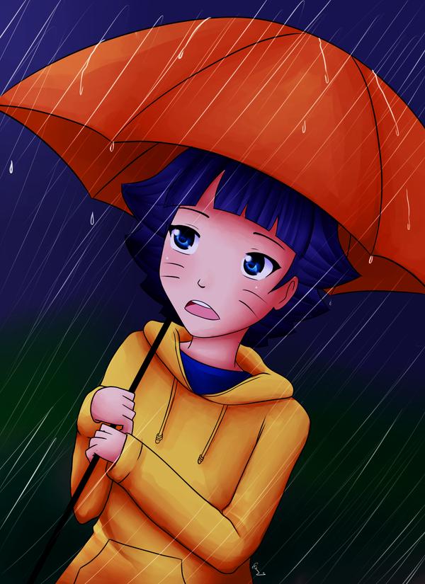 Himawari is such a cutie by fryzylstyk