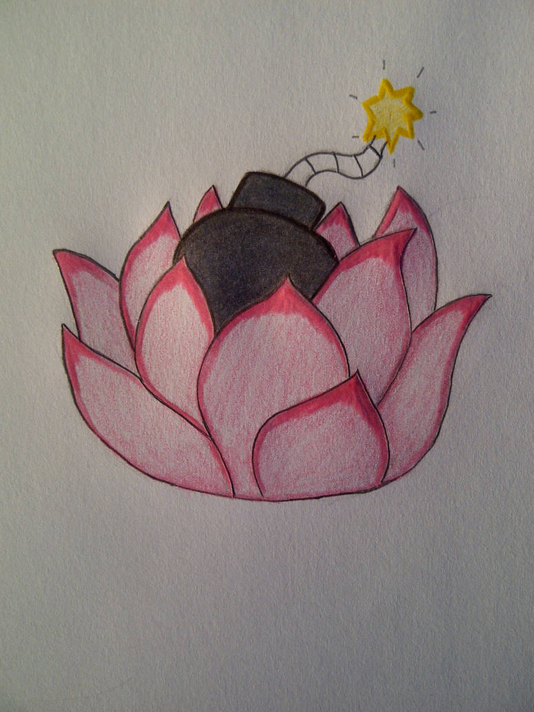 Lotus Flower Bomb By Infineato On Deviantart