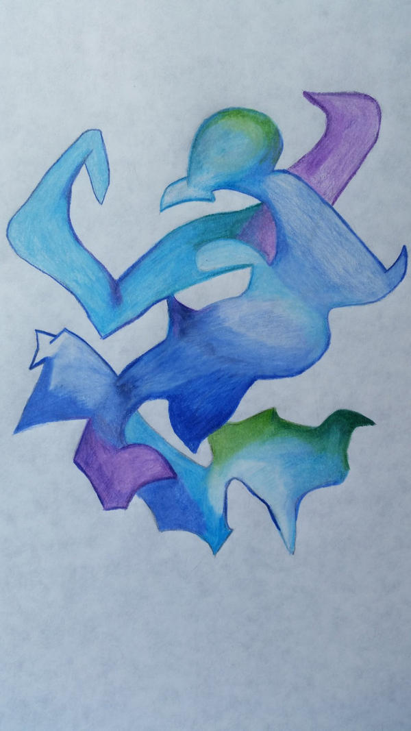 Cool Color Contortions