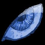 The Left Blue Eye