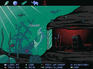 Underwater level by IxoliteFH
