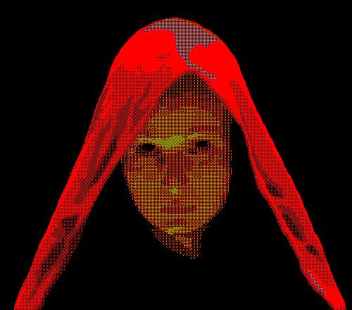 RGB hooded head by IxoliteFH