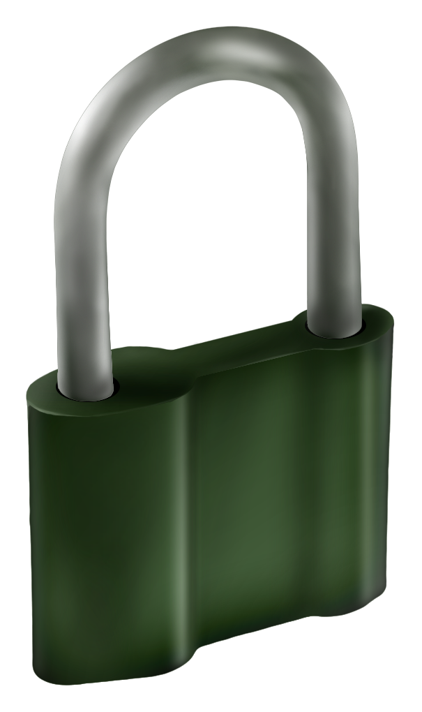 Green Padlock by IxoliteFH