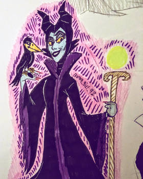 The ultimate mistress of all evil