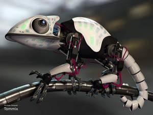 Mech chameleon