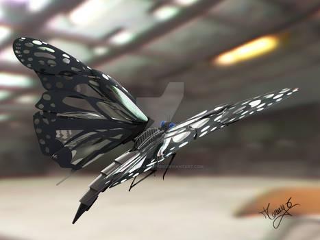Mech butterfly