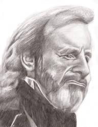 Jean Valjean, 24601 by Tristesse-Etude