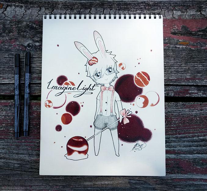 Little Bunny by ART-YL