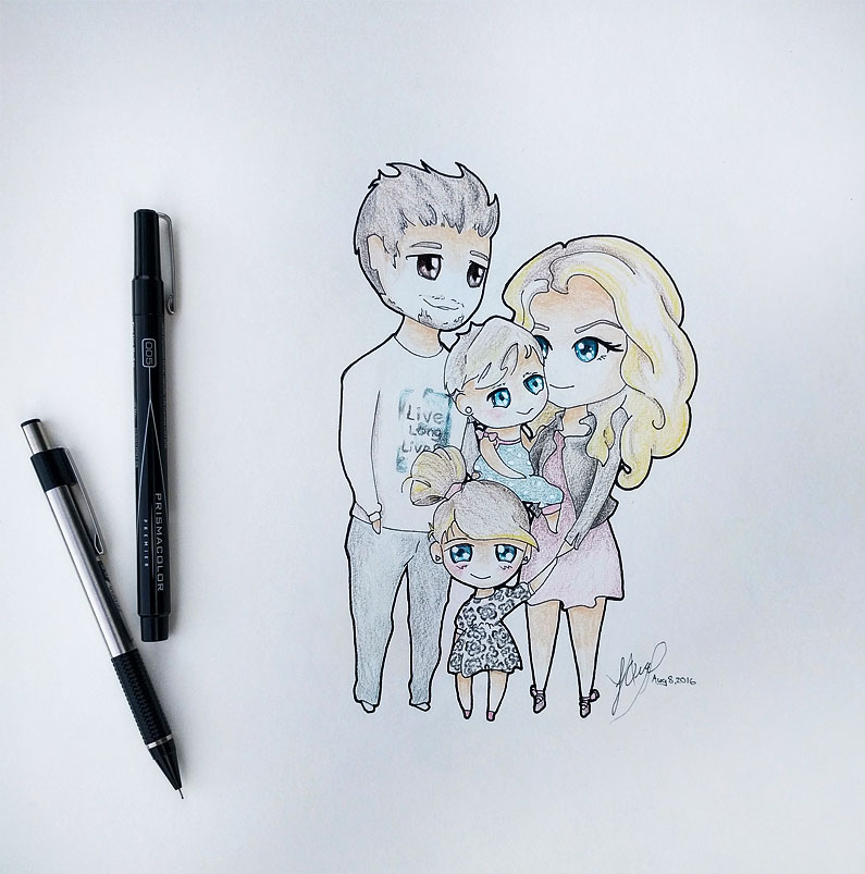 Family by ART-YL