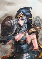 20150409-ashe by rx78gp01s
