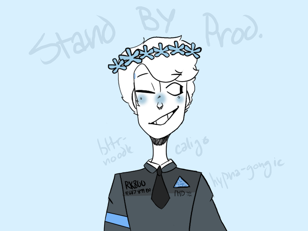 Precious Boi Sent By Cyberlife by bttr-noodle
