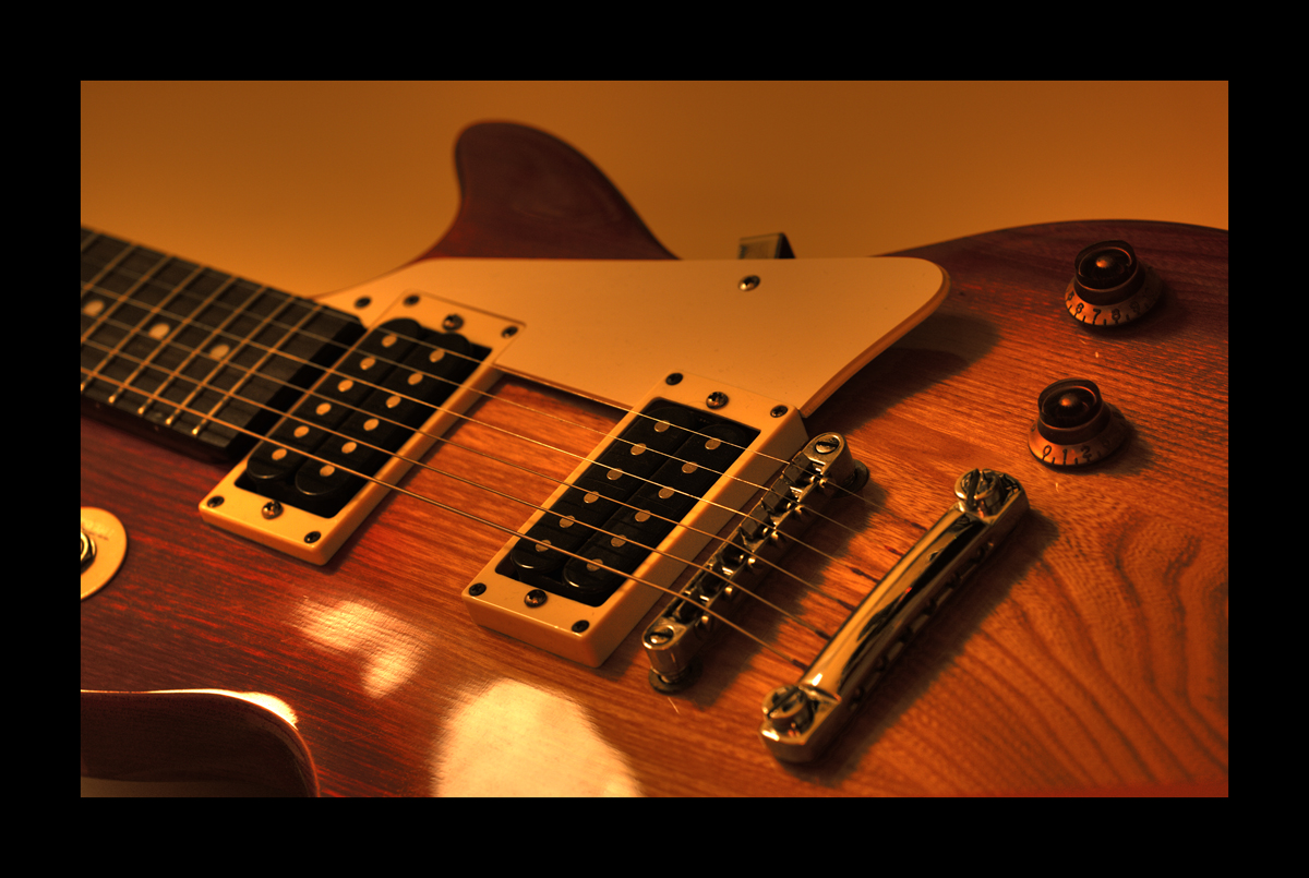 Gibson les paul epiphone hdr by timefuse on deviantart - Epiphone les paul wallpaper ...
