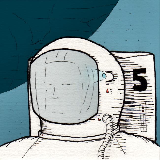 Astronaut by Tordo