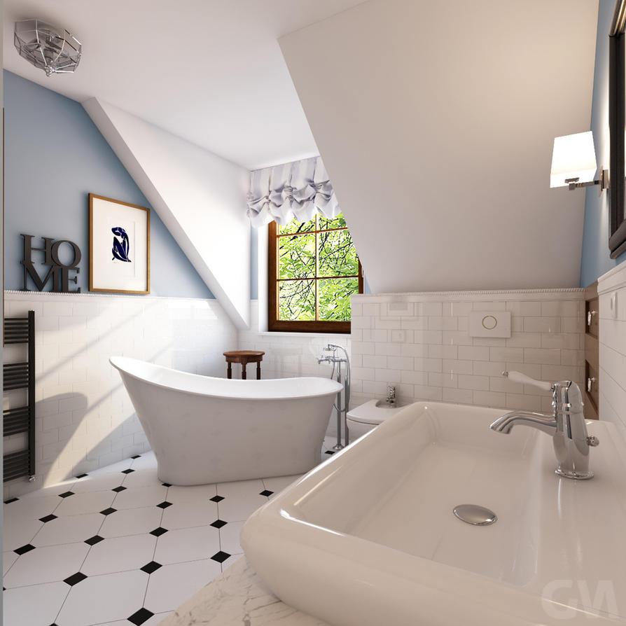 Bathroom 2 by georgas1