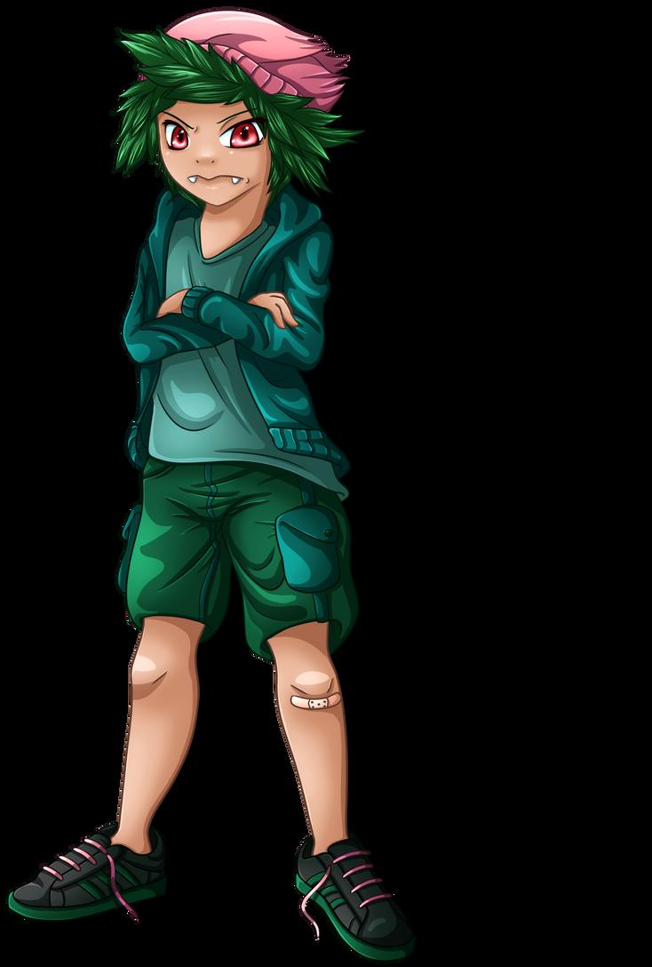 #002 Ivysaur by Yamuii