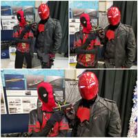 Deadpool Vs. Red Hood