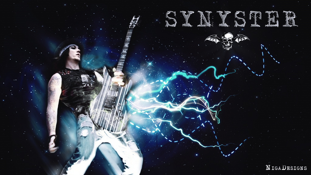 wallpaper synyster gates by nigadesigns on deviantart