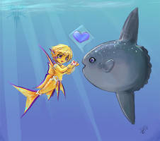 Ori and the sunfish